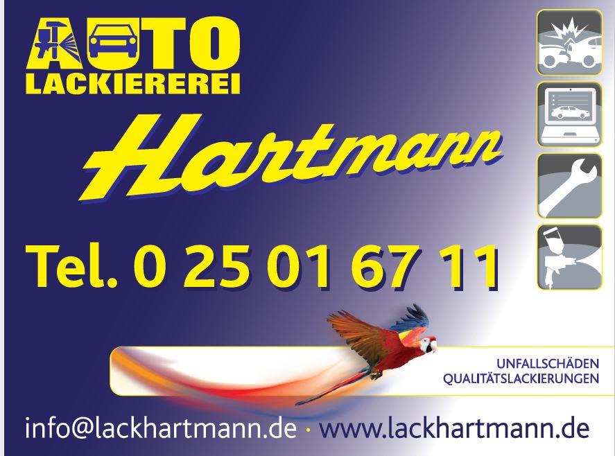 Autolackiererei Hartmann GmbH