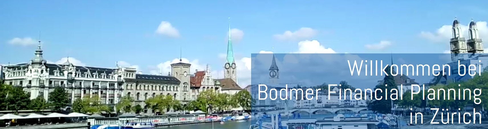 Bodmer Financial Planning AG