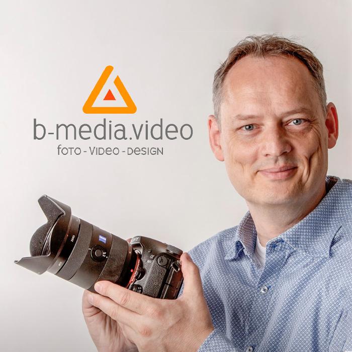 Bild zu b-media.de - Agentur für Videografie, Fotografie und Grafik in Herne