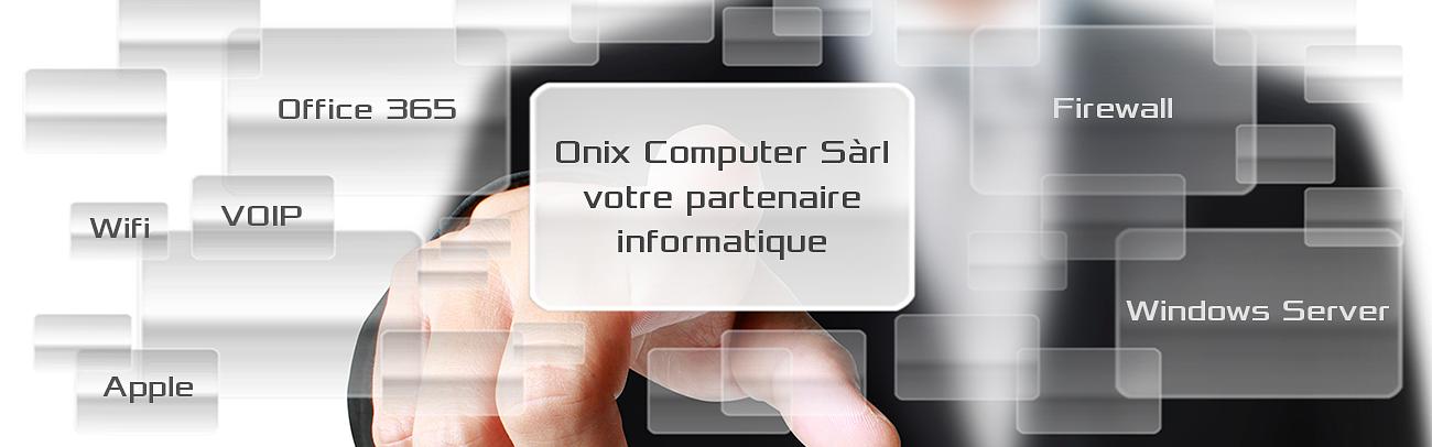 Onix Informatique Sàrl