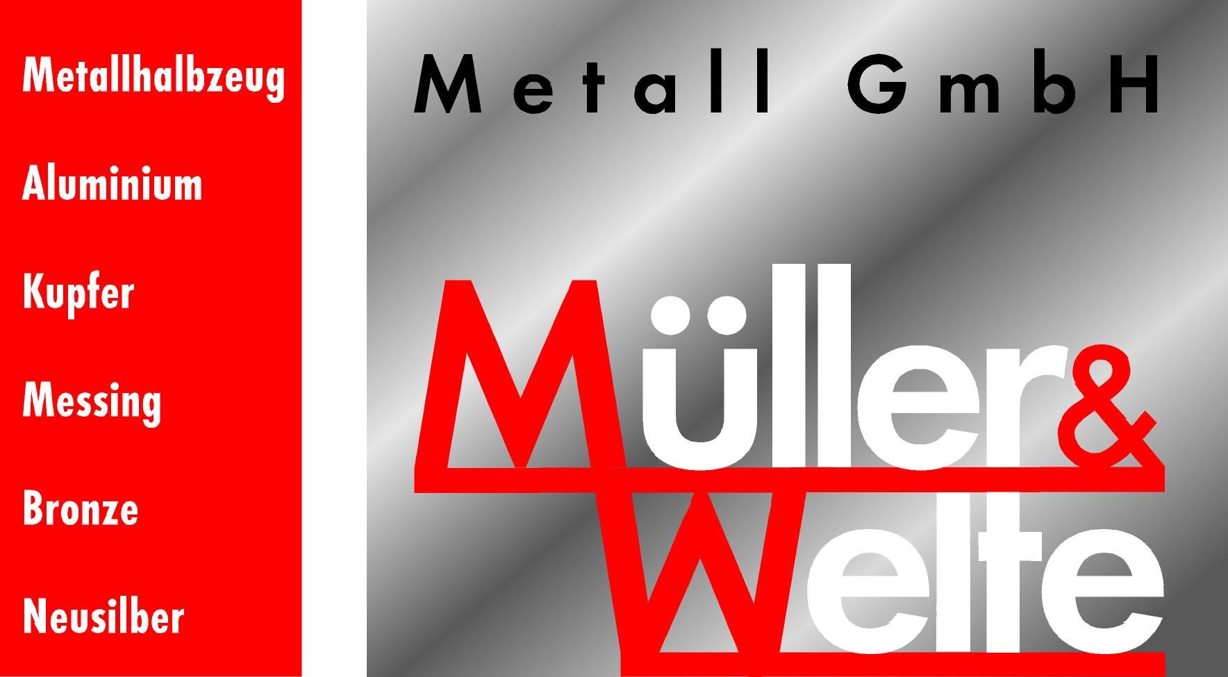 Metall GmbH Müller & Welte Logo