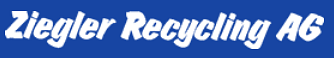 Ziegler Recycling AG