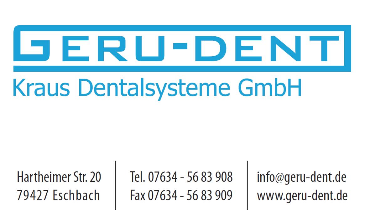 Bild zu GERU-DENT Kraus Dentalsysteme GmbH in Eschbach Markgräflerl