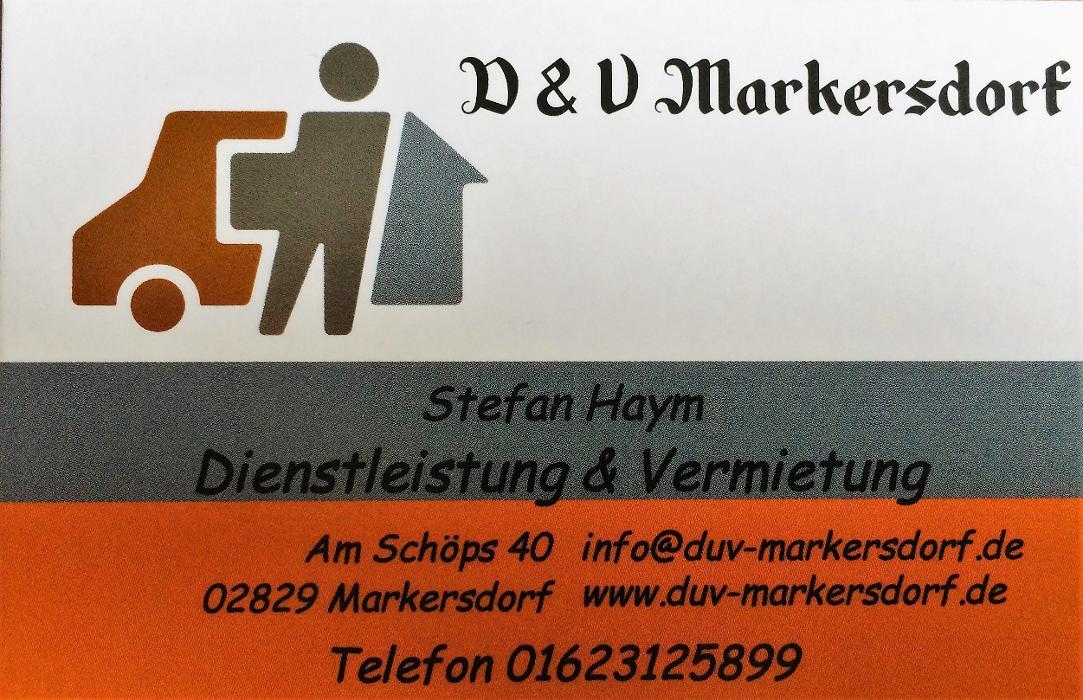Bild zu D & V Markersdorf in Markersdorf