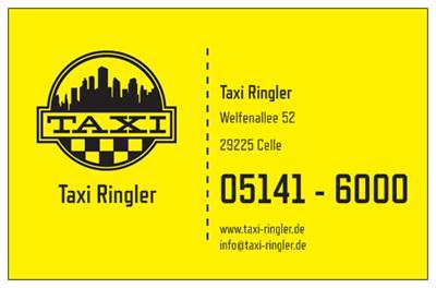 Logo von Taxi Ringler