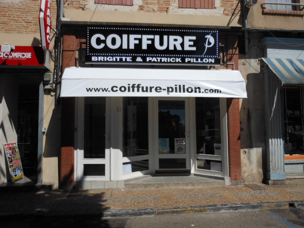 COIFFURE PILLON