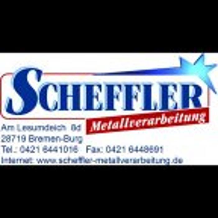 Bild zu Scheffler Metallverarbeitung in Bremen