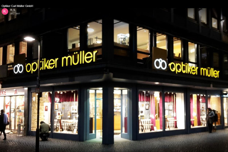 Optiker Carl Müller GmbH