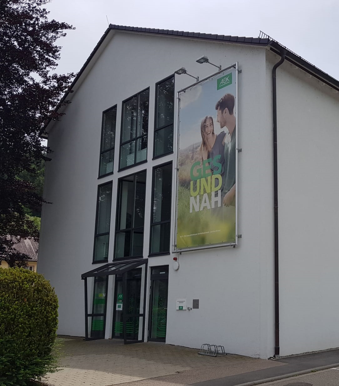 AOK Baden-Württemberg - KundenCenter Horb am Neckar