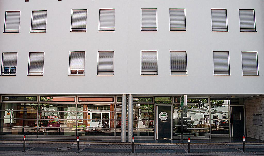 AOK Baden-Württemberg - KundenCenter Waghäusel