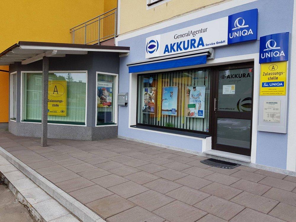 UNIQA GeneralAgentur AKKURA Service GmbH & Kfz Zulassungsstelle