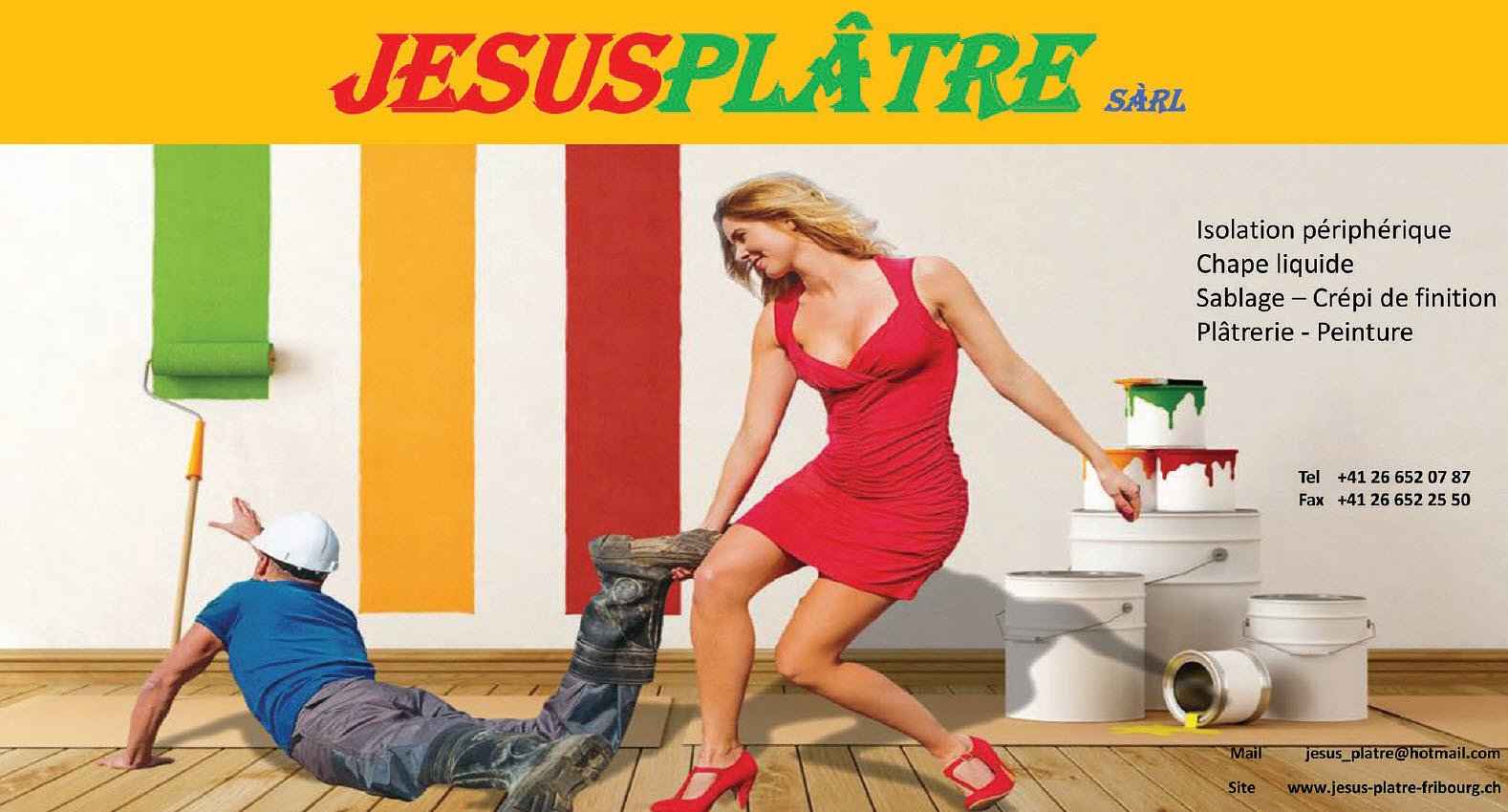 Jesusplâtre Sàrl
