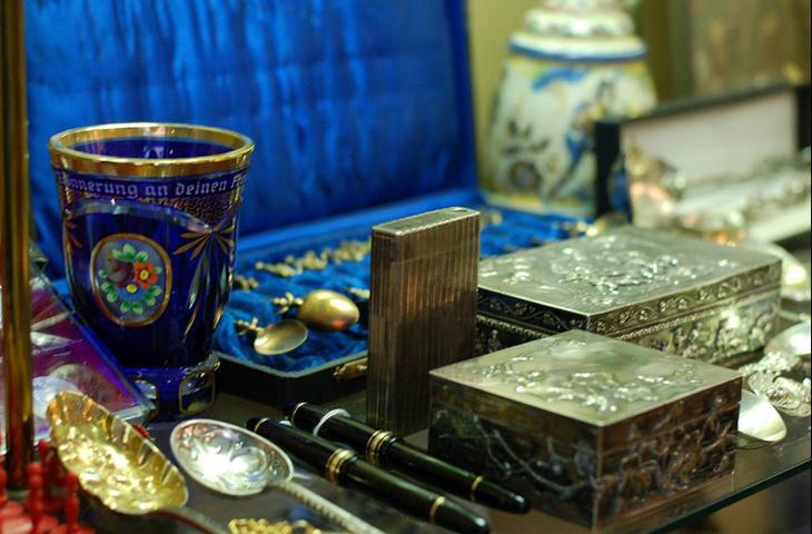 Günther Lamers Antiquitäten und Münzen