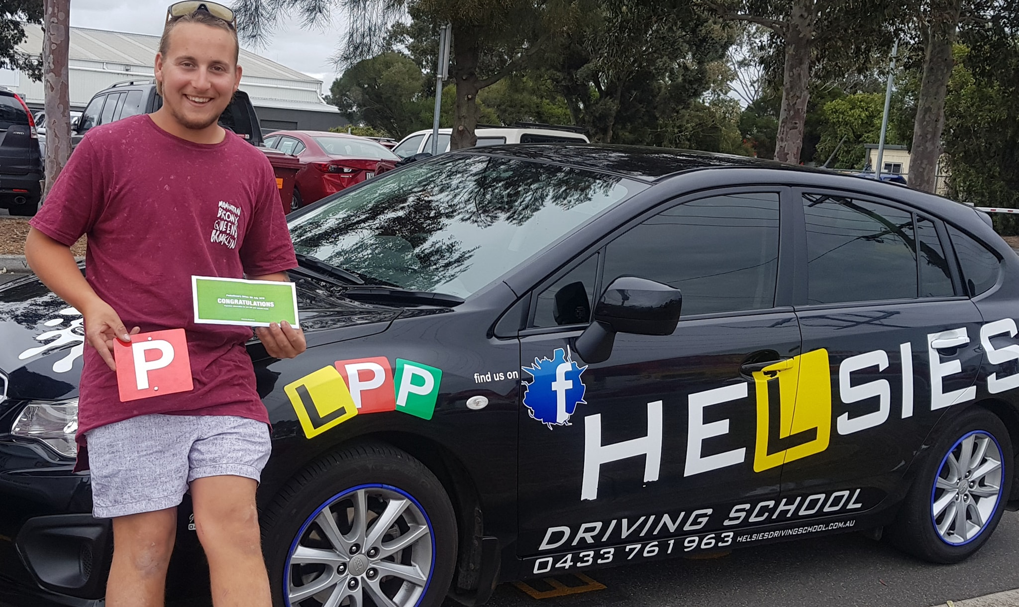 Helsie's Driving School