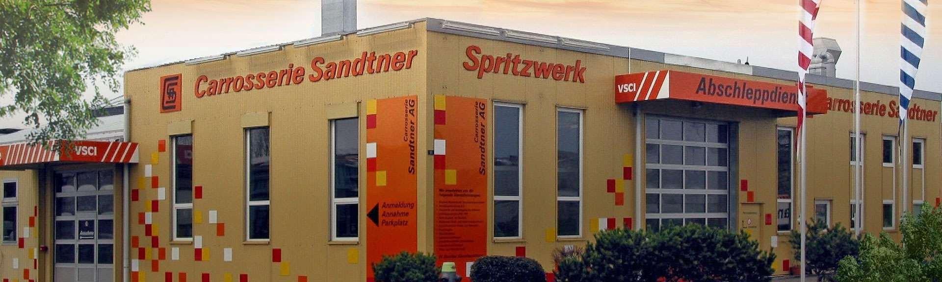 Carrosserie Sandtner AG