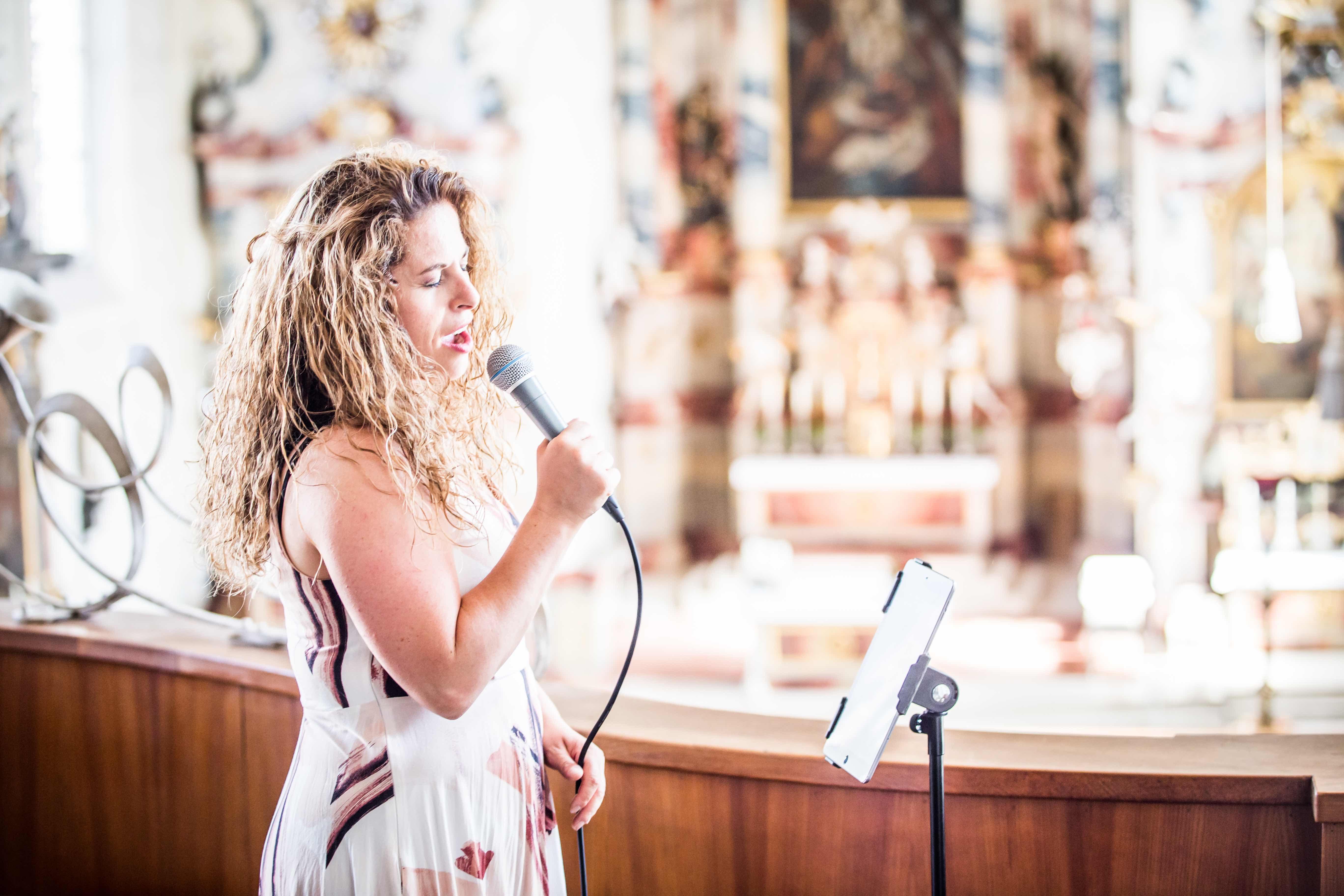 Hochzeitssängerin Bodensee - Steffi-Mira