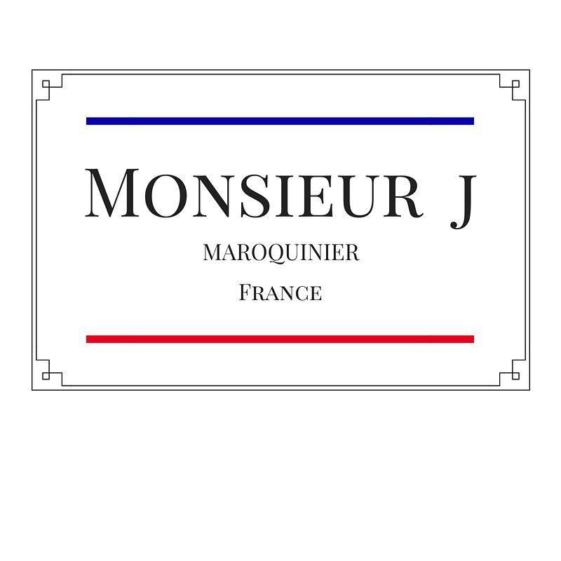 Monsieur J maroquinerie et article de voyage (détail)