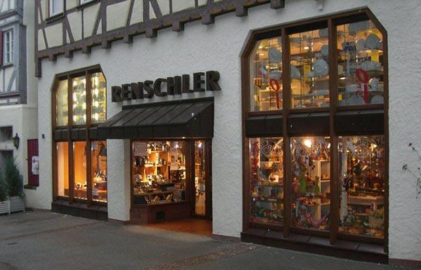 Renschler GmbH - Hausrat Glas Porzellan Geschenke