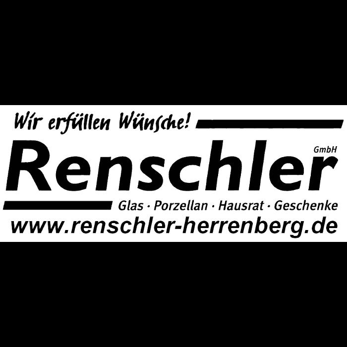 Bild zu Renschler GmbH - Hausrat Glas Porzellan Geschenke in Herrenberg