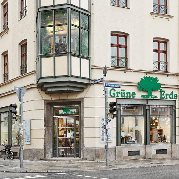 Grüne Erde Store München