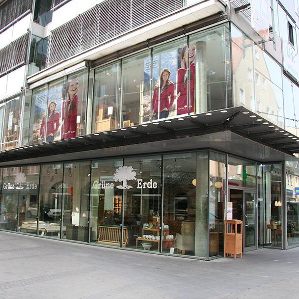 Grüne Erde Store Nürnberg