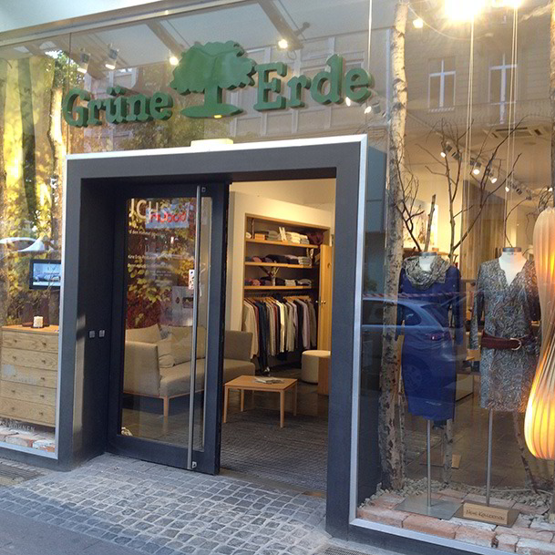 Grüne Erde Store Frankfurt