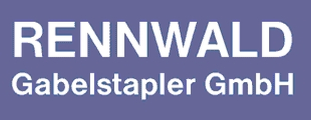 Rennwald Gabelstapler GmbH Logo