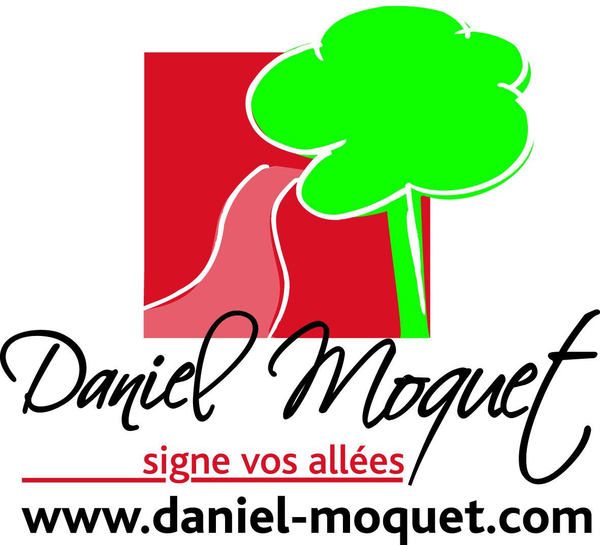 Daniel Moquet signe vos allées - Ent. Reynders Logo