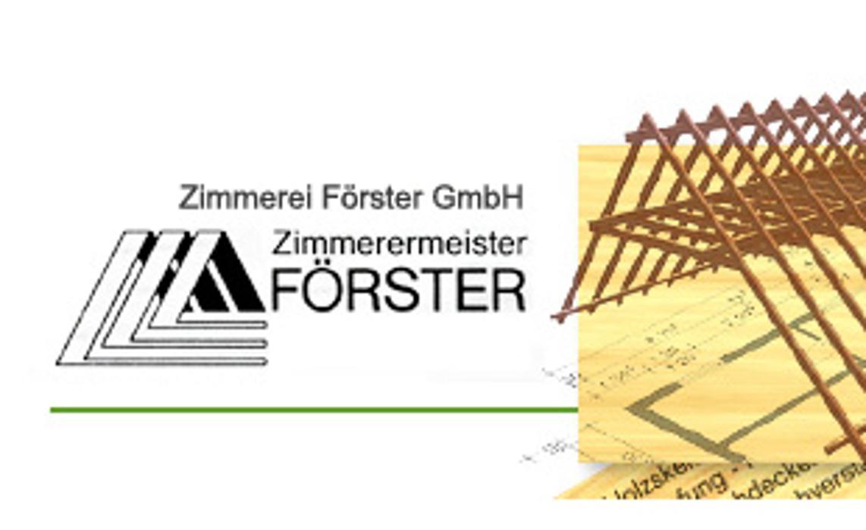 Bild zu Zimmerei Förster GmbH in Berlin