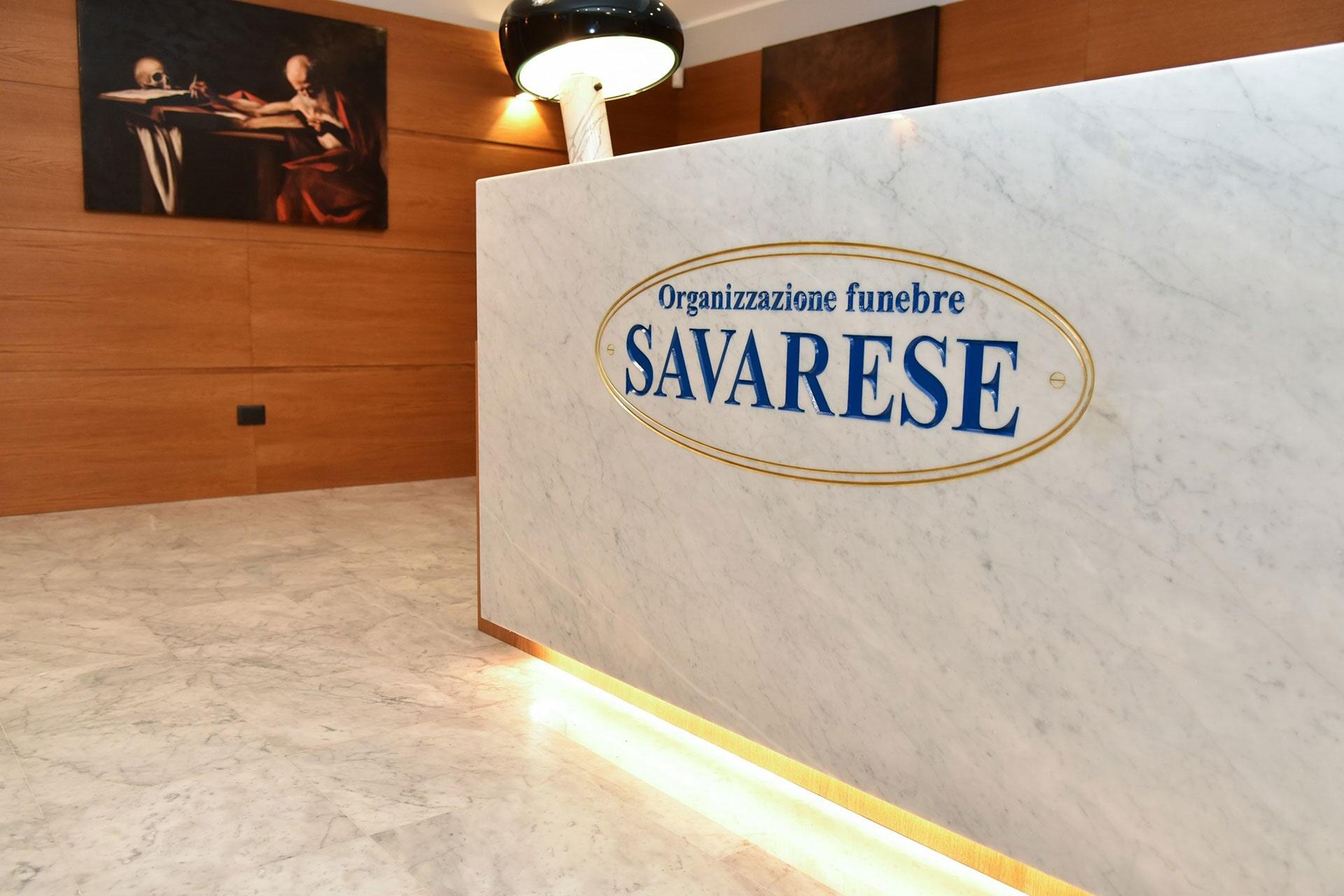 Organizzazione Funebre Savarese