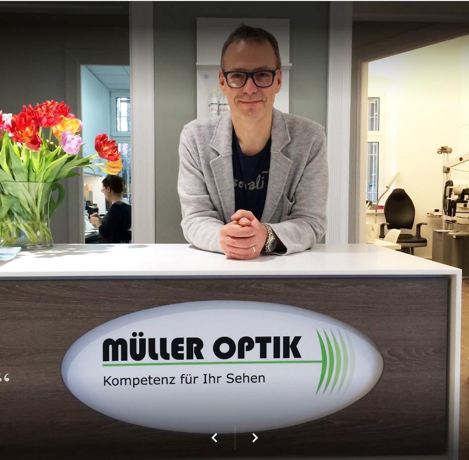 Müller Optik Berlin