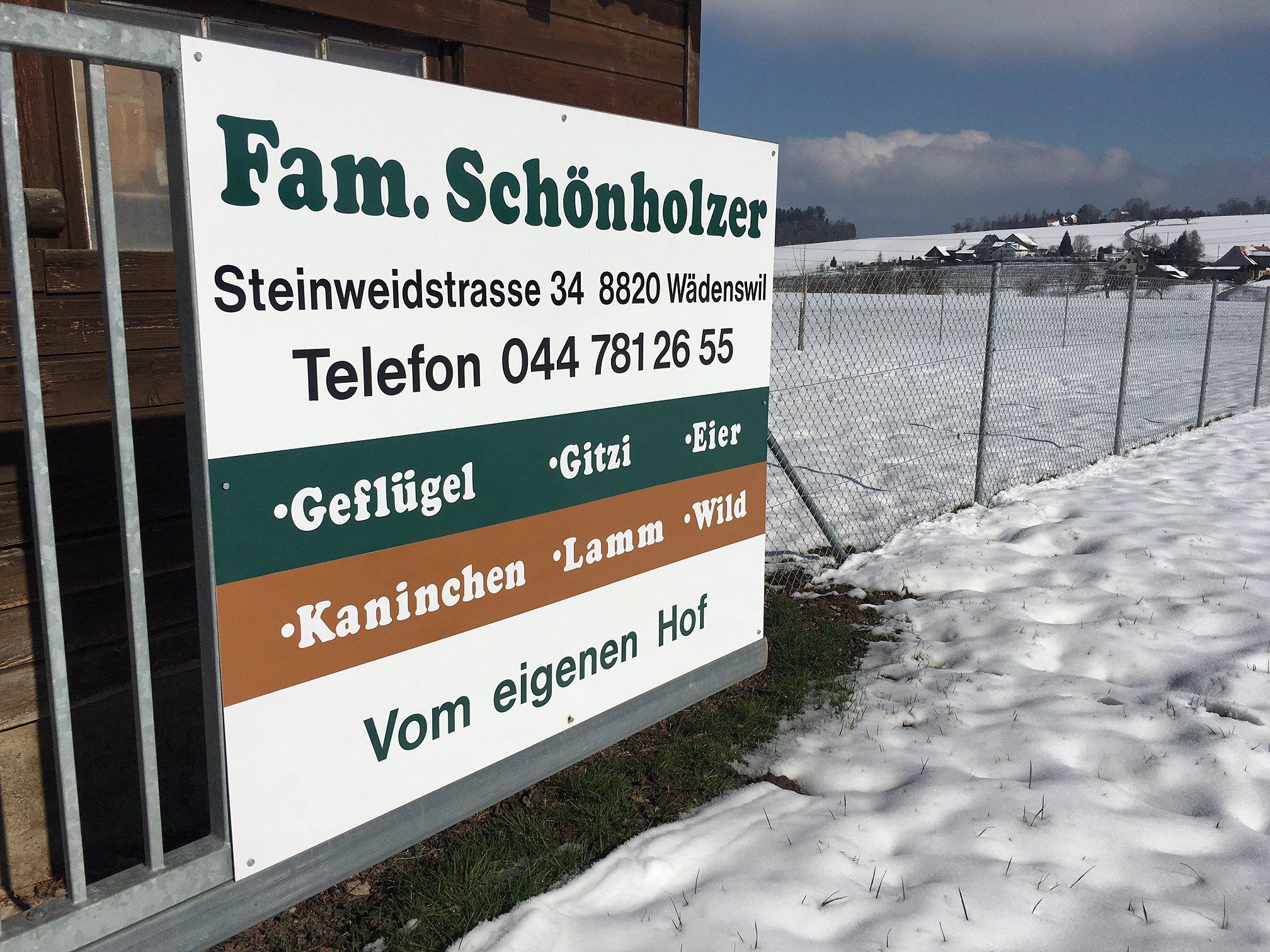 Werner Schönholzer