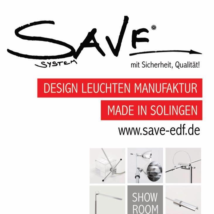 Save - Design Leuchten Manufaktur