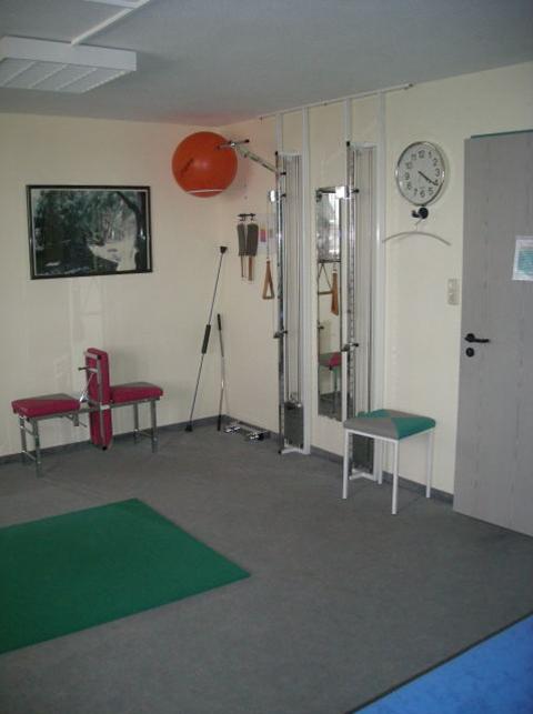 Praxis für Krankengymnastik Gisela Auctor