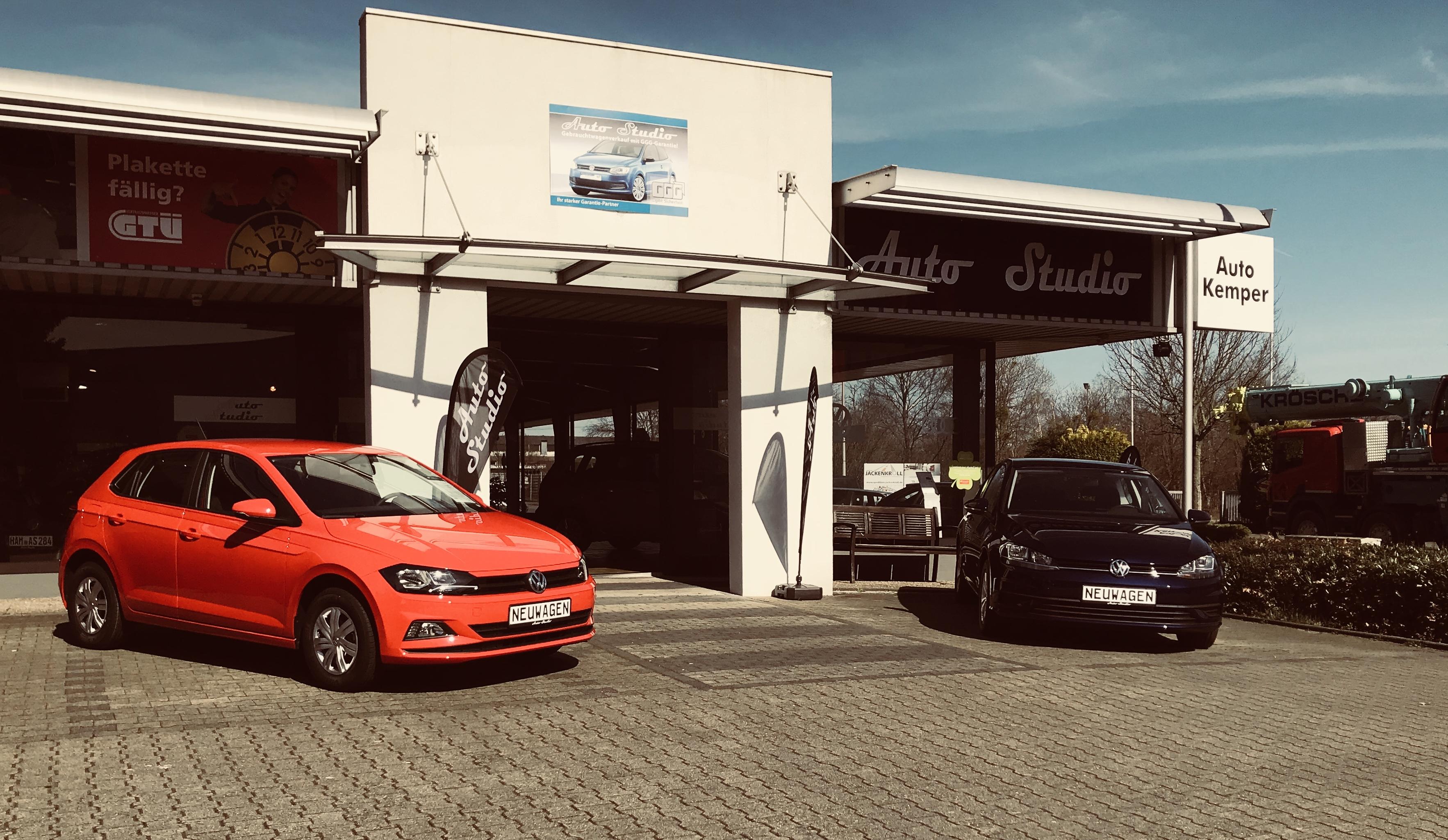 Auto Studio - Vermietung Hamm