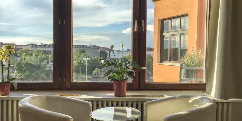 Foto de Centro Delfino - Praxis für Psychotherapie, Naturheilkunde und Massage Berlin