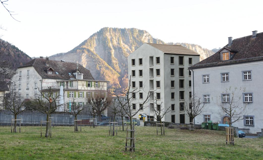Atelier d'architecture Seydoux Sàrl