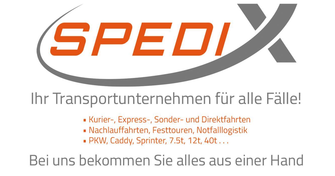 Bild zu Spedix GmbH in Neuhofen in der Pfalz