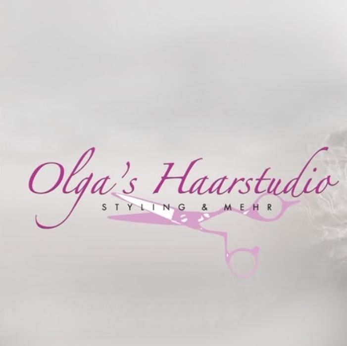 Logo von Olga's Haarstudio
