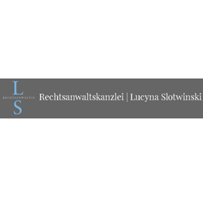 Rechtsanwältin Lucyna Slotwinski