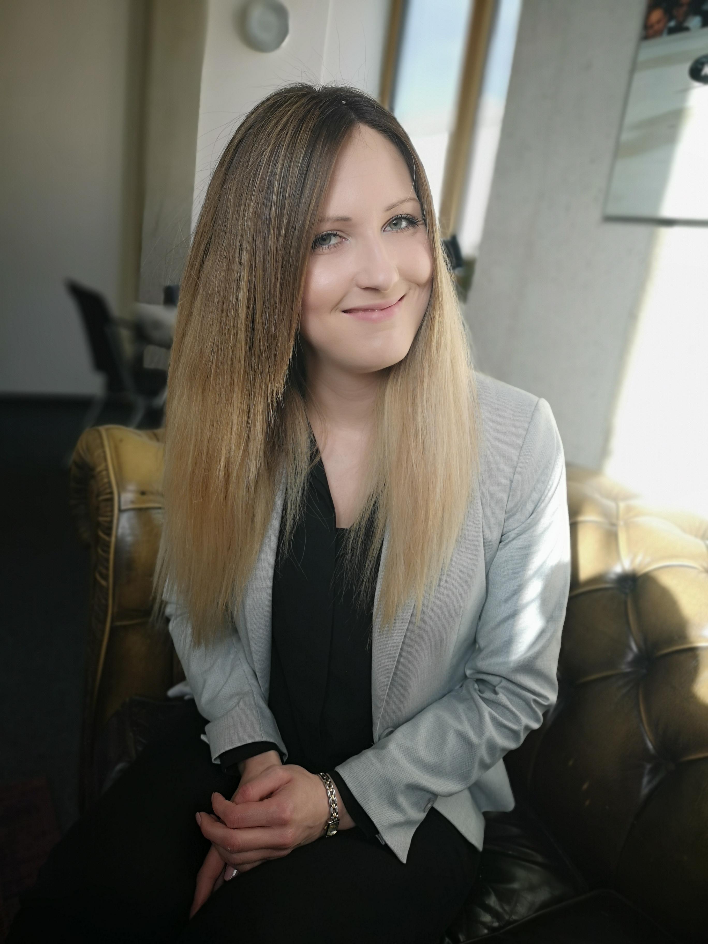 ERGO Versicherung Anastasiya Pereverzeva Augsburg