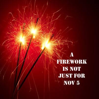 Chorlton Fireworks