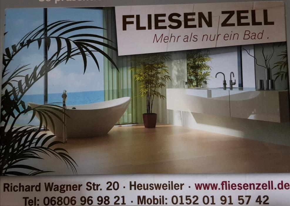 Bild zu Fliesen Zell in Heusweiler