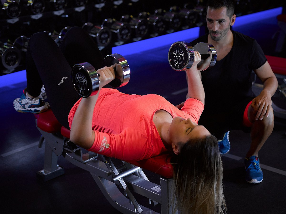 MP - Personal Training