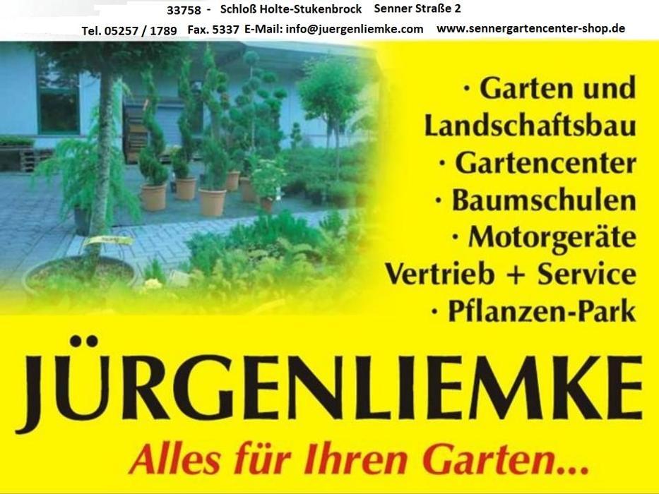 Bild zu Senner Gartencenter & Senner Gartenbau in Schloss Holte Stukenbrock