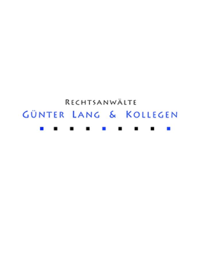 Bild zu Günter Lang & Kollegen, Rechtsanwälte in Kirchheim unter Teck