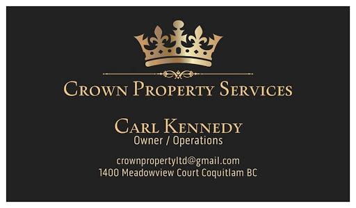 Crown Property Services - Coquitlam, BC V3E 2R9 - (604)209-8179 | ShowMeLocal.com