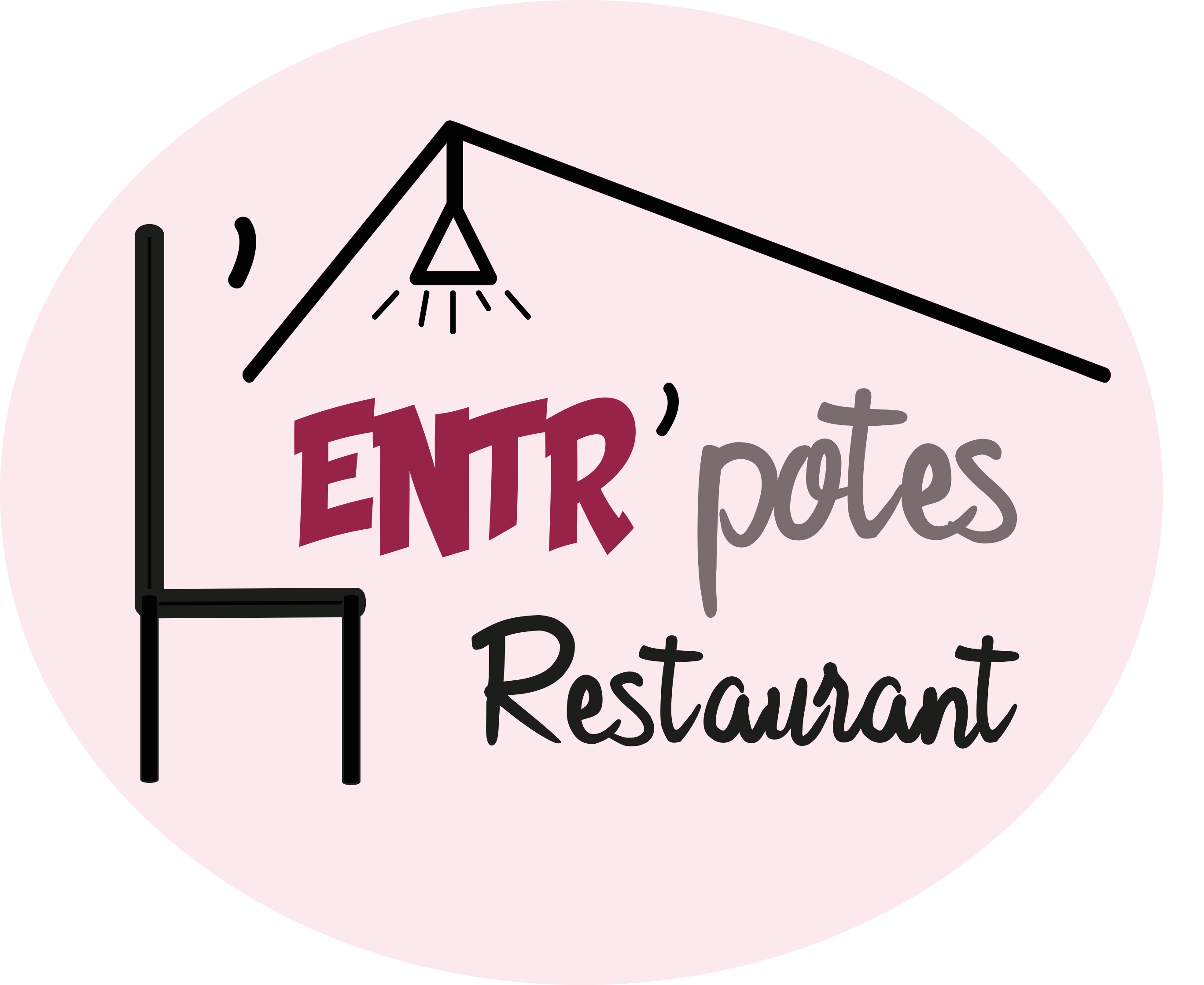 L'ENTR'potes Logo