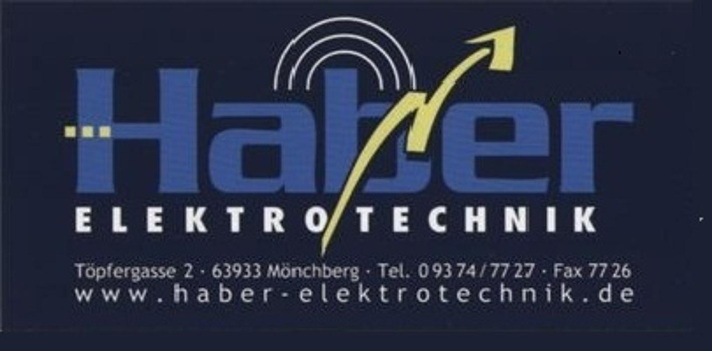 Bild zu Haber Joachim Elektrotechnik in Mönchberg