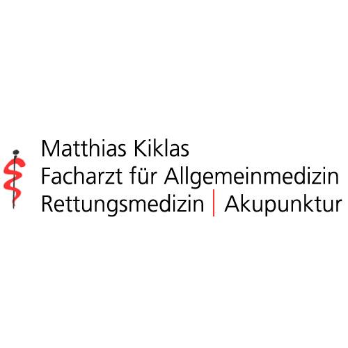 Matthias Kiklas Facharzt für Allgemeinmedizin, Rettungsmedizin, Akupunktur